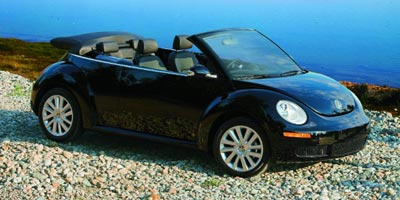 Used 2008 New Beetle Convertible for sale
