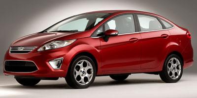 2011 Safest Cars - Ford Fiesta