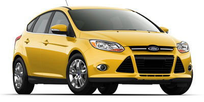 new cars under 15000 - Ford Focus