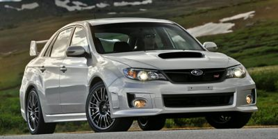Used 2014 Impreza Sedan WRX for sale