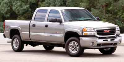 Used 2003 Sierra 2500HD for sale
