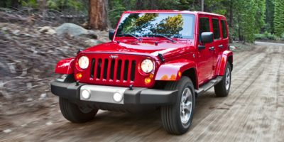 Used 2014 Wrangler Unlimited for sale