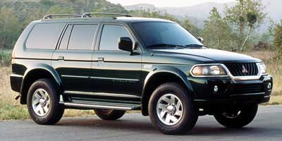 Used 2000 Montero Sport for sale