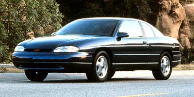 Used 1998 Monte Carlo for sale