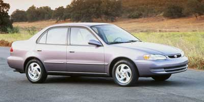 Acura Finance on Find A Used 1999 Toyota Corolla For Sale   1999 Corolla Review