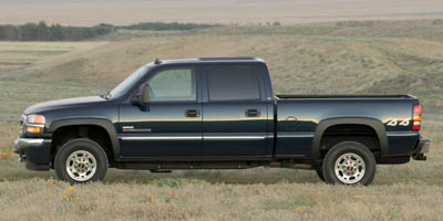 Used 2006 Sierra 2500HD for sale