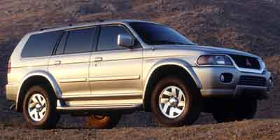 Used 2001 Montero Sport for sale