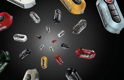 Fiat 500 L Accessories