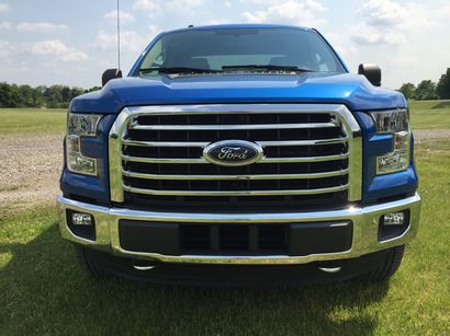 Popular F150 Is Best Light Duty Truck For MPG In 2016