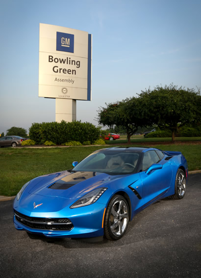 Chevy Corvette Premiere Edition