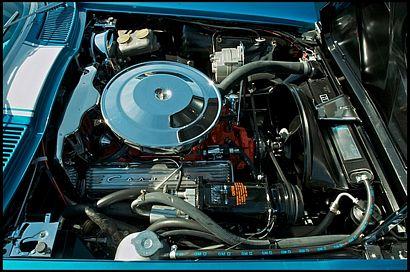 1963 custom Corvette Convertible owned by Harley J. Earl