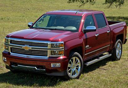 The 2014 Chevrolet Silverado High Country Creditgeneral Motors | Apps ...