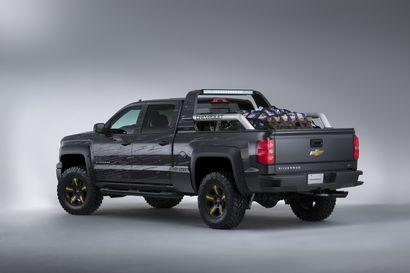 2014 Silverado Black Ops concept