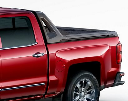 chevy unveils 2017 silverado high desert. Black Bedroom Furniture Sets. Home Design Ideas