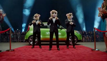 Best Auto Commercial of 2013?