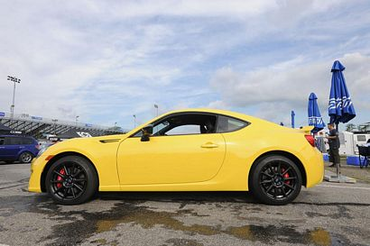 Subaru Announces 2017 BRZ Series.Yellow Limited Edition ...