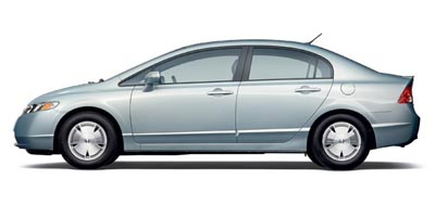 honda hybrid 2008 models