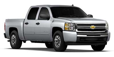 Chevy Silverado truck incentives