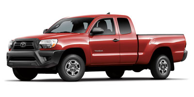 Small Truck with Best Gas Mileage - Toyota Tacoma