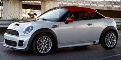 MINI Coupe S