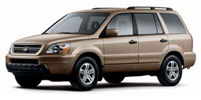 2004 Honda Pilot Details on Prices, Features, Specs, and ...