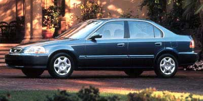 1998 Honda Civic Technical Specifications