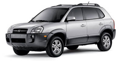 2006 hyundai tucson details on prices features specs. Black Bedroom Furniture Sets. Home Design Ideas