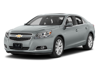Chevrolet Malibu Front