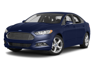 2013 Ford Fusion Front