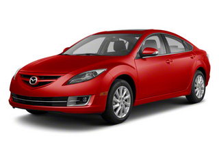 2013 Mazda Mazda6 Front