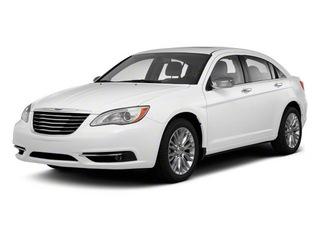 2013 Chrysler 200 Front