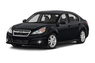 2013 Subaru Legacy Front