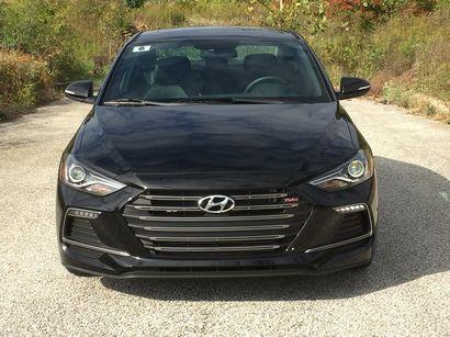 2017 Hyundai Elantra Sport Lotpro