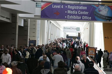 Is Chicago Auto Show a Sign of Economic Recovery