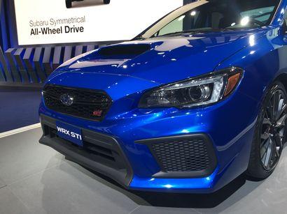 Subaru Dealers In Ct >> Subaru Announces 2018 WRX Prices | LotPro