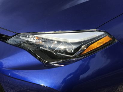 2017 Toyota Corolla Xse Led Headlights